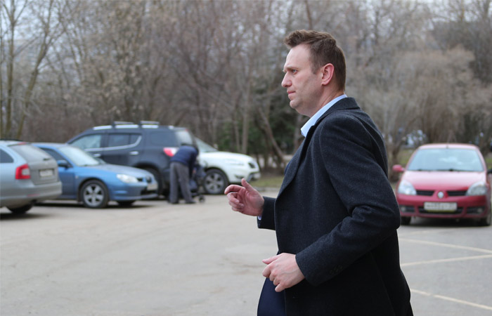 Выборов для Навального небудет— ЦИК