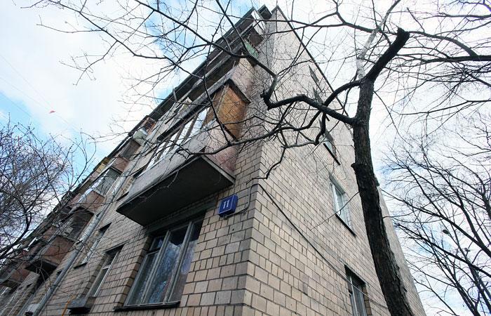 В предварительный список пятиэтажек для сноса в Москве включили 4,5 тысячи домов