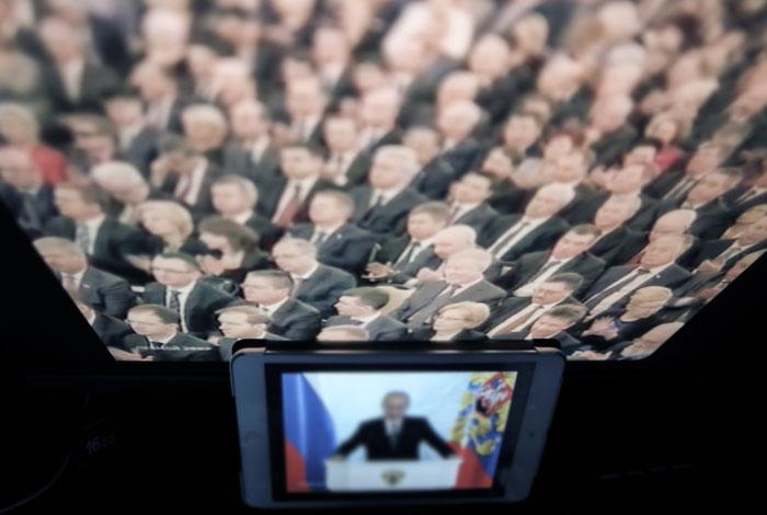 Популярность телевидения как источника информации в РФ снизилась до 52%