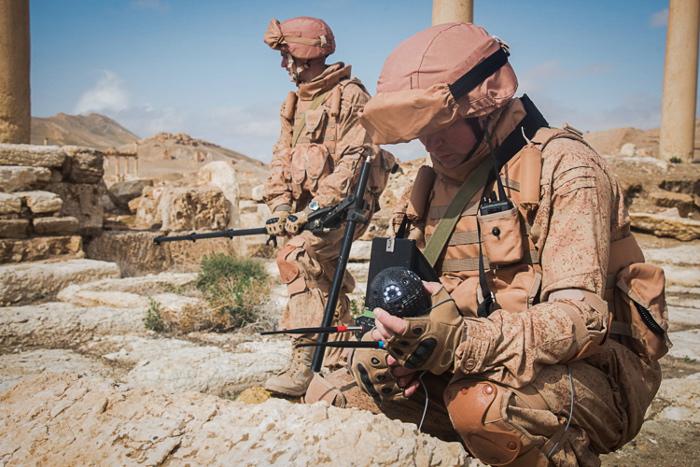 СМИ узнали о планах разместить иностранные воинские контингенты в Сирии