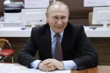 В ФоРГО заявили об уровне электоральной поддержки Путина в пределах 61-66%