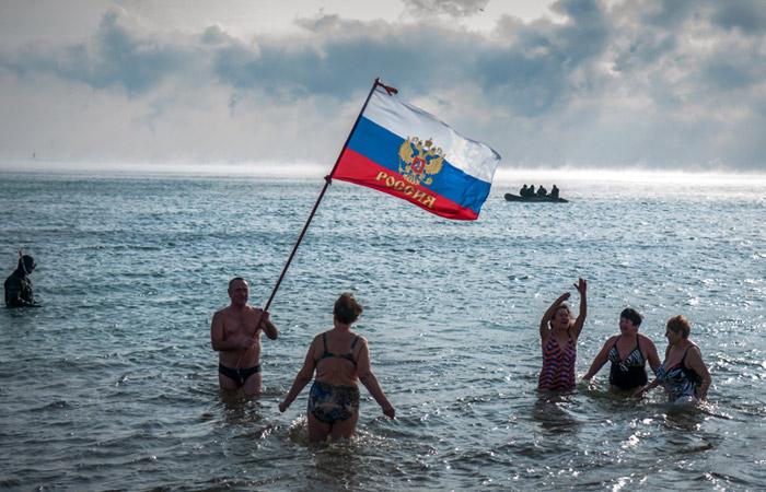 Три четверти россиян признались в гордости своим гражданством