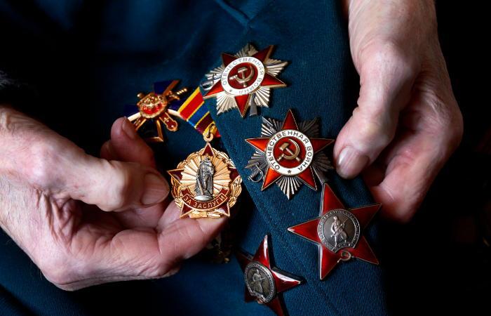Минобороны РФ подсчитало не врученные после ВОВ награды