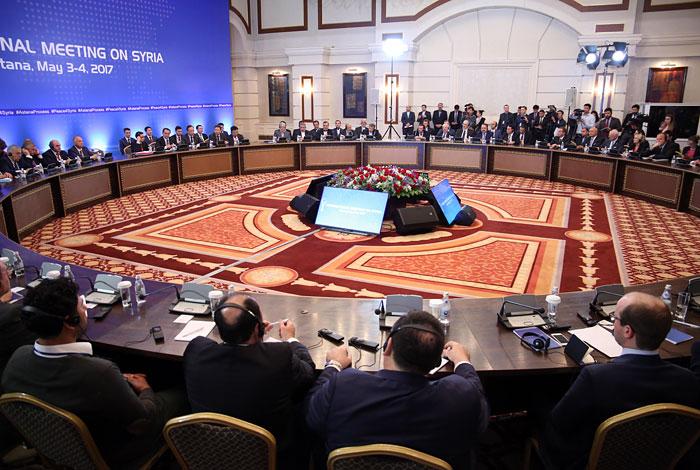 Минобороны РФ признало вклад США в политическое урегулирование конфликта в Сирии