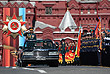 Министр обороны России Сергей Шойгу на репетиции парада