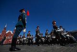 Военные сообщили о подготовке к Параду Победы без нештатных ситуаций
