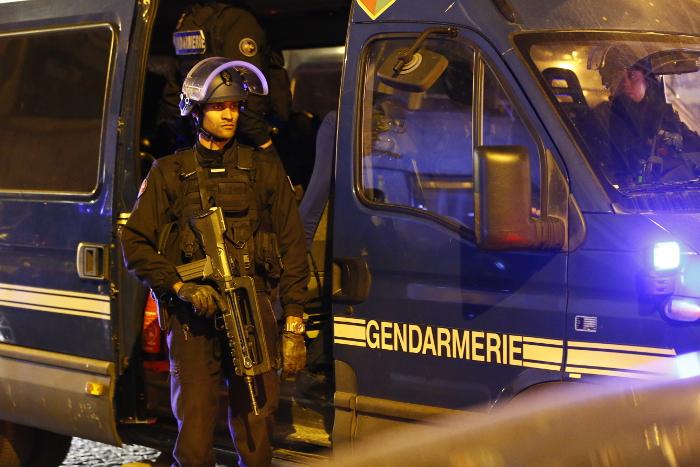 Задержанный у французской военной базы сознался в подготовке теракта