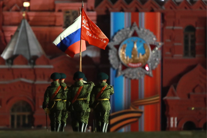 В Москве перекроют несколько улиц из-за генеральной репетиции парада Победы