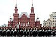 Барабанщики Московского военно-музыкального училища имени генерал-лейтенанта Валерия Халилова
