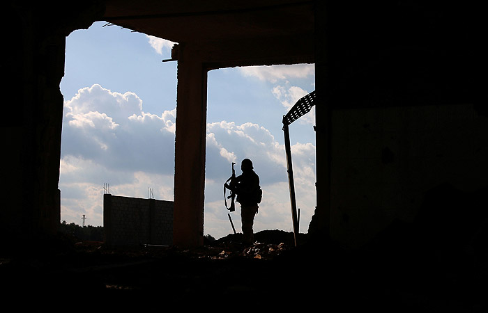 Минобороны опровергло данные о захвате и казни российского военного в Сирии