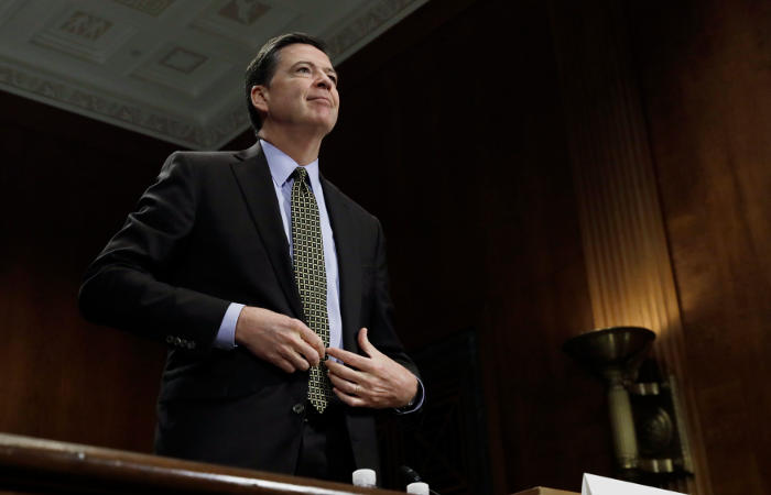 Уволен директор ФБР