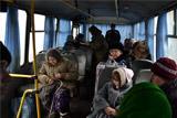 Красный Крест насчитал 2,8 млн беженцев с Юго-Востока Украины