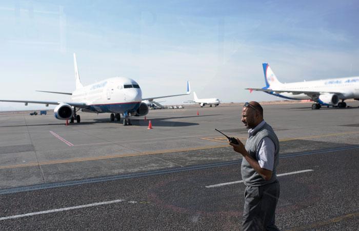 Открытие авиасообщения с Египтом снова отложено