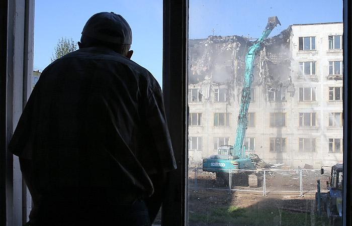 Собянин внес законопроект о дополнительных гарантиях жителям сносимых пятиэтажек