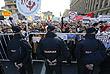 Митинг по вопросу реновации в Москве