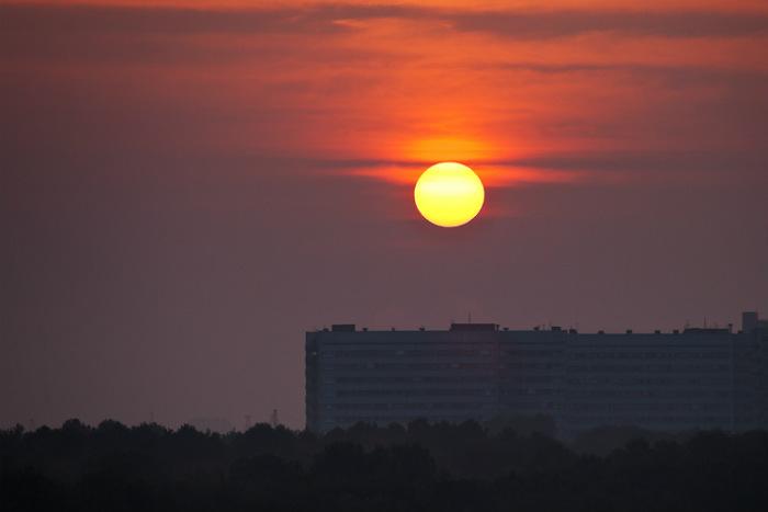 Концентрация сероводорода наюге столицы ночью в17 раз превысила допустимую норму