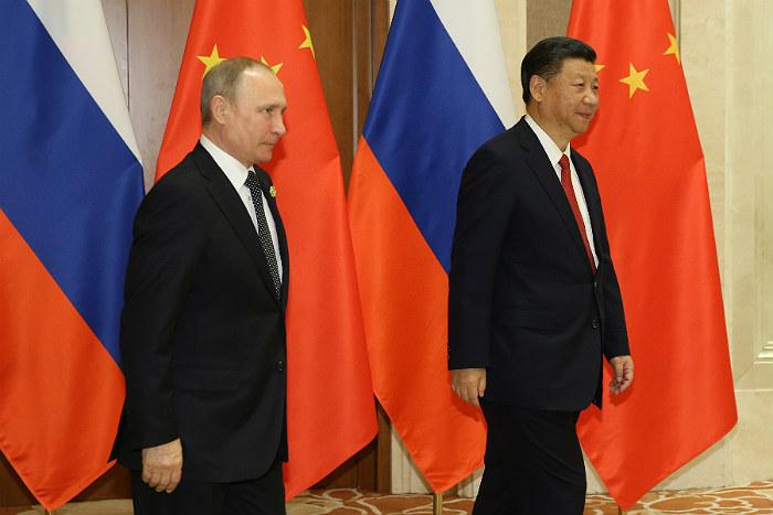 Путин и Си Цзиньпин обсудили новые ракетные испытания КНДР