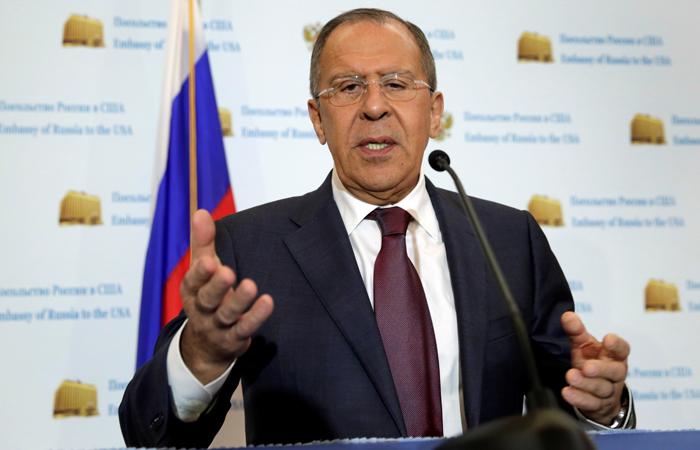 Лавров отметил последовательность Трампа в отношениях с Россией