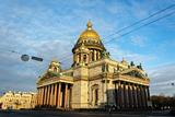 Парламент Петербурга снял с повестки вопрос о референдуме по Исаакиевскому собору
