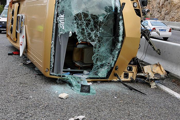 Пострадавшими в ДТП с микроавтобусом в Турции оказались граждане Украины