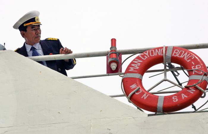 Россия открыла грузопассажирское морское сообщение с Северной Кореей