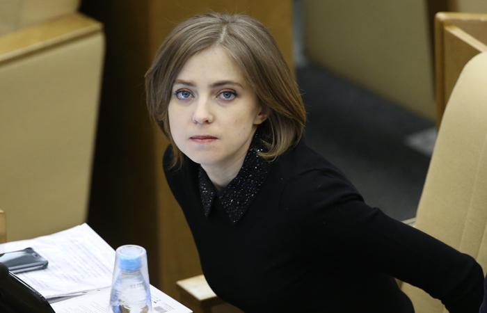 В Госдуме сочли шантажом обещание Transparency International провести расследование о Поклонской