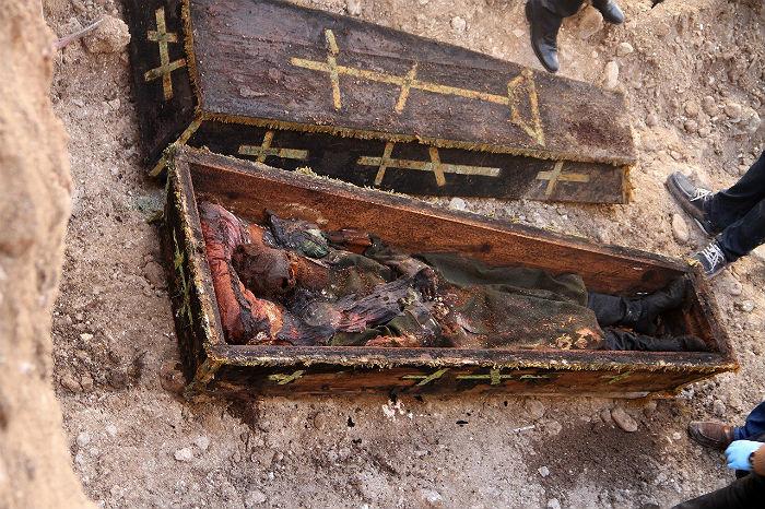 Турция поведала, кому принадлежат найденные останки русского офицера