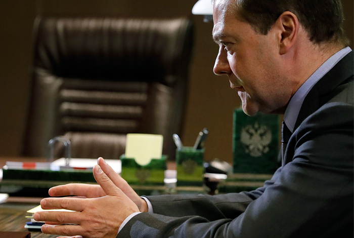 "Медведев предсказал рост ВВП РФ ""под 2%"" по итогам года"