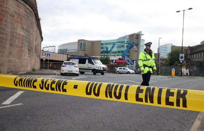 Британская полиция установила личность исполнителя теракта в Манчестере