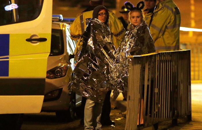 Взрывы в Манчестере. Обобщение