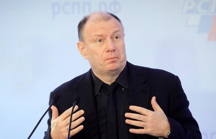 Бывшая жена Потанина решила взыскать с экс-супруга 850 млрд рублей