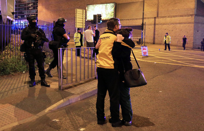 Ответственность за теракт в Манчестере взяло на себя ИГ