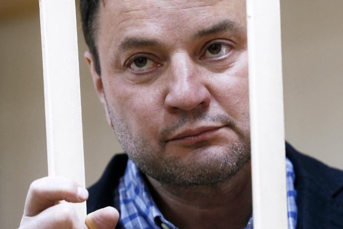 """Экс-главу """"Седьмой студии"""" Итина отправили под домашний арест"""