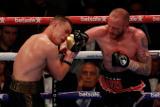 Россиянин Чудинов проиграл англичанину Гроувсу бой за титул WBA