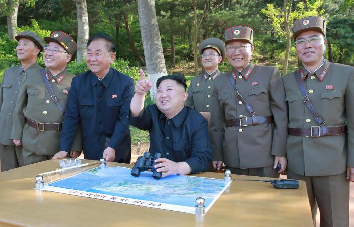 КНДР провела тестирования системы противовоздушной обороны обновленного типа