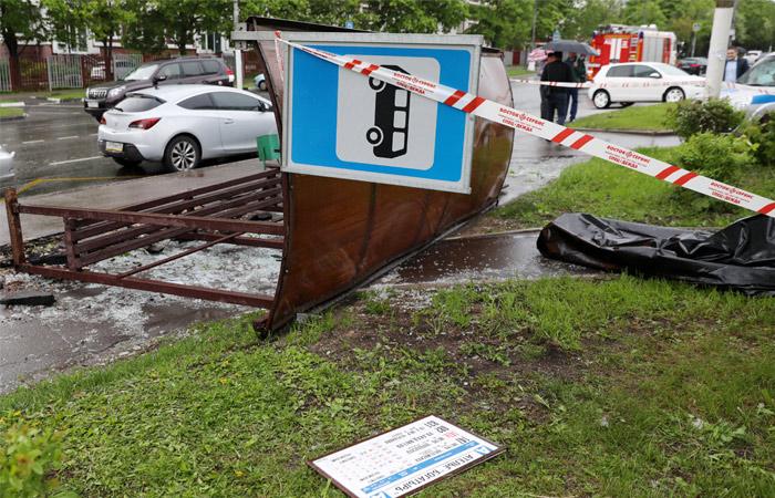 Число жертв урагана в Москве возросло до 11