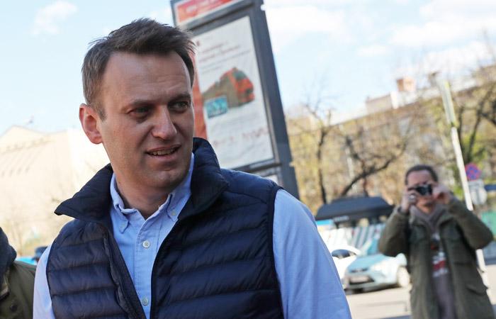 Навальный подал заявку на проведение шествия и митинга в центре Москвы 12 июня