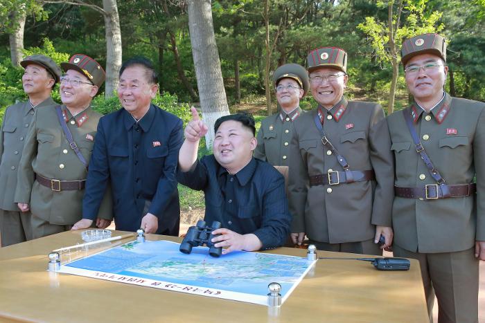 КНДР объявила, что провела успешный запуск баллистической ракеты Scud