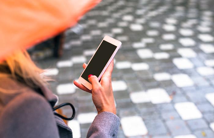 МЧС запросило рассылку СМС обурагане только внекоторых районах столицы