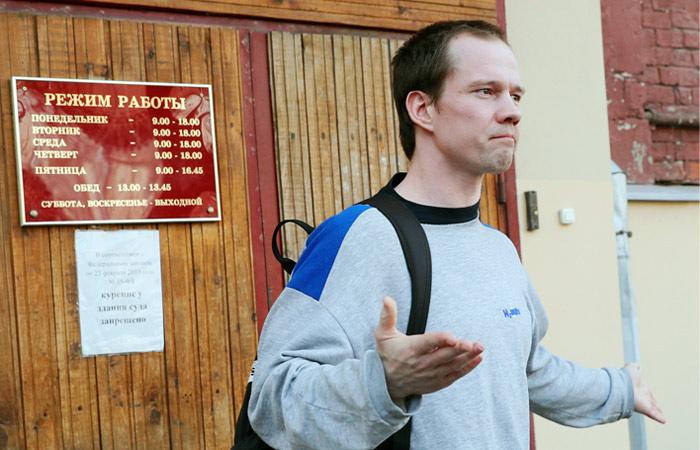Суд обязал выплатить Ильдару Дадину неменее 2-х млн занезаконное преследование