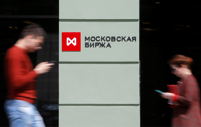 Русский фондовый рынок падает, индекс ММВБ опустился ниже 1900 пунктов