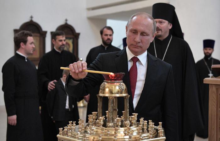 Путин не назвал своего решения по поводу выборов президента России