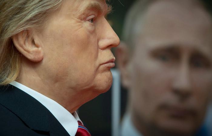 Путин пообещал составить окончательное мнение о Трампе после личной встречи