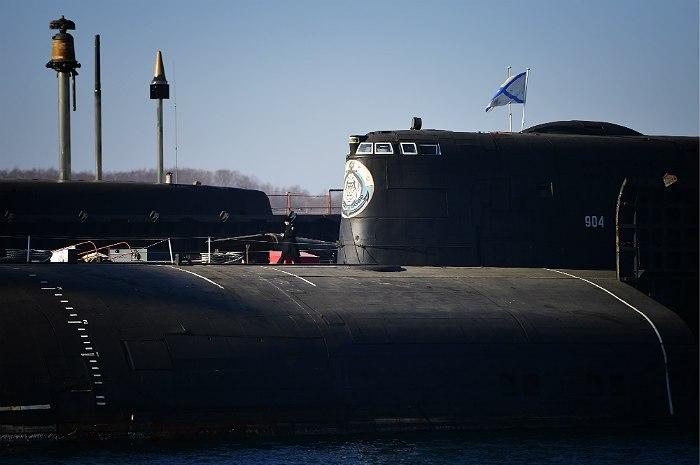 4 атомные подлодки для ТОФ вооружат «Калибрами»— МинобороныРФ