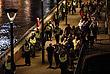Эвакуация людей с Лондонского моста