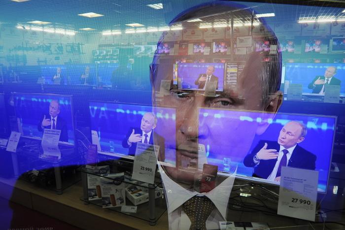 """Кремль объявил дату проведения """"Прямой линии с Владимиром Путиным"""""""