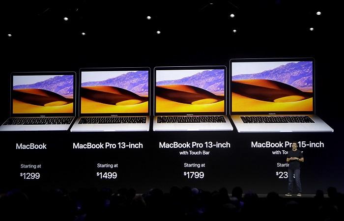 Apple представила новые версии операционных систем и моноблок iMac Pro