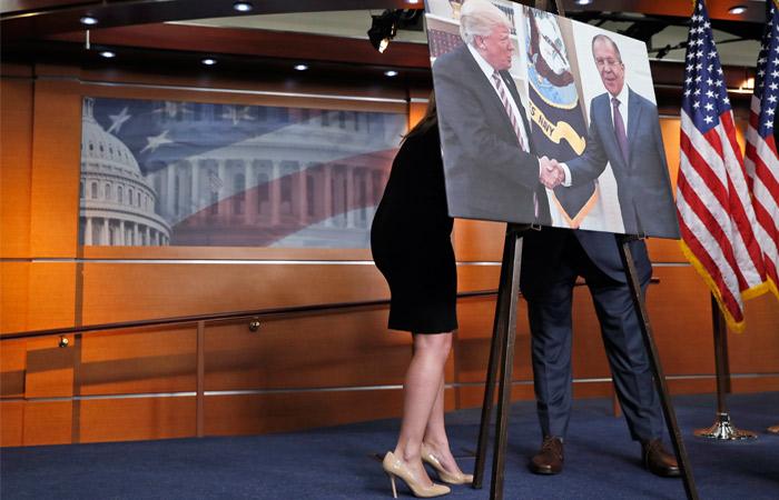 Каждый пятый россиянин заметил улучшение отношений между Москвой и Вашингтоном