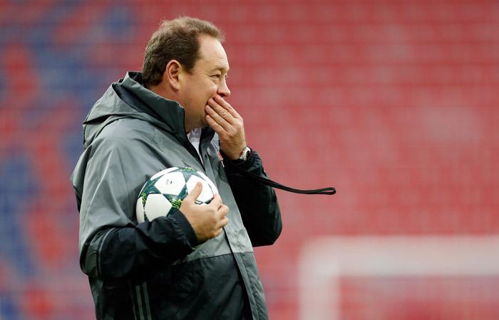 Слуцкий: «Сегодня проект Абрамовича в русском футболе— это я»