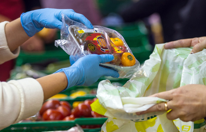 Минпромторг рассчитал сумму выплат по программе продовольственной помощи